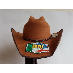 Sombrero Vaquero De Gamuza en Mercado Libre México cb98178cd3e