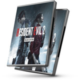 Resident Evil 2 Remake Deluxe Edition + 9 Dlcs Pc + Regalo