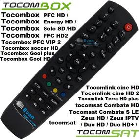 Controle Original ©tocombox, ©tocomsat, Envio Rapido E Segur