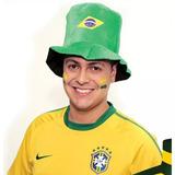 3c7b60e370 Produto Copa Do Mundo Chapeu Torcedor Cartola Bem Brasil