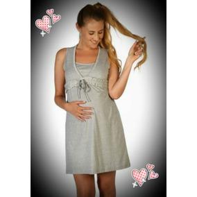 d1c27f536 Camisones Embarazadas Futura Mama - Ropa y Accesorios Gris oscuro en ...
