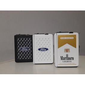 Cigarrera Con Encendedor