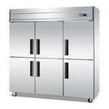 Freezer Vertical Ciego De Francesco 6 Puertas Italy 1600 Lts