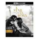 4k Ultra Hd + Blu-ray A Star Is Born Nace Una Estrella 2018