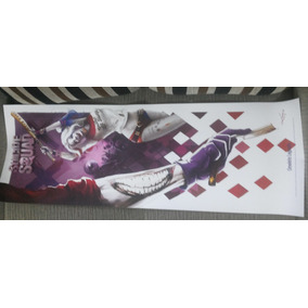 Poster Suicide Squad Omelete Box Exclusive
