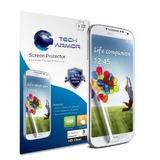 Tech Armor Samsung Samsung Galaxy S4 (no S4 Activo) Alta Def