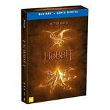 Blu-ray Coleção O Hobbit - A Trilogia - 6 Discos