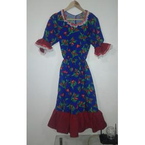 Vestido De Huasa, Fiestas Patrias Mujer Moderno