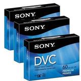 Paquete De 28 Video Cassettes Digital Sony Mini Dv 60-90min