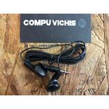Audifonos Economicos Blancos Y Negros Mini Plug 3.5mm