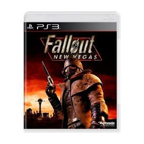 Fallout New Vegas - Mídia Física / Ps3