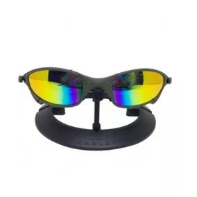 Oakley Juliet Cinza Chumbo Com De Sol - Óculos no Mercado Livre Brasil 297dc899a9