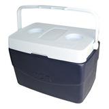 Caixa Térmica Glacial 20 Litros Azul - Mor