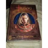 Box Dvd The Tudors - Série Completa