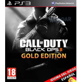 Call Of Duty Black Ops 2 Gold Edition ~ Ps3 Digital Español