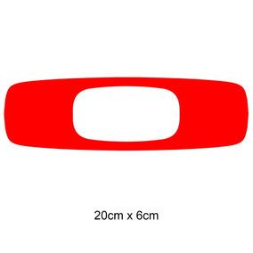 f84c03addca5c Guidão Oakley Vermelho - Acessórios para Veículos no Mercado Livre ...