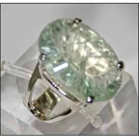Anel Pedra Fluorita - Joias e Relógios no Mercado Livre Brasil a66661dcd9
