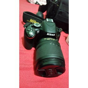 Câmera Nikon D5100 Kit Duas Lentes Nikon E Acessórios.