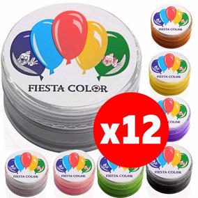 12 Pintura Para Cuerpo Pinta Carita Cotillon Fiestaclub 27b99c64c0d