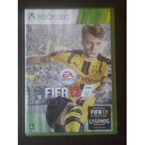 Fifa 17 - Xbox 360 (mídia Física)