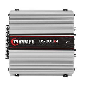 Modulo Taramps Ds 800x4 2 Ohms 800w Substituto Ts 800x4