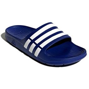 Sandália adidas Duramo Slide G15890 | Katy Calçados