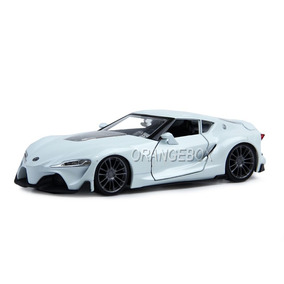Toyota Ft-1 Concept Jada Toys Jdm Tuners 1:24 Branco