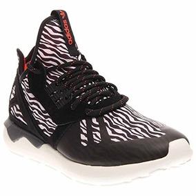 watch b4db0 7455b Tenis Hombre adidas Men S Tubular Runner Zebra Print 2