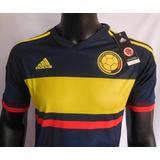 Envío gratis. 1 vendido. Camiseta Colombia Copa America 2015 adidas 1a3f78cc670