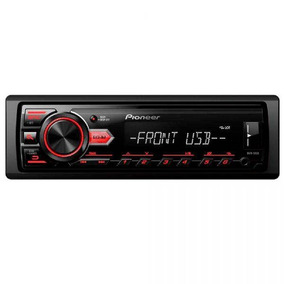 Som Automotivo Pioneer Media Receiver Mvh-98