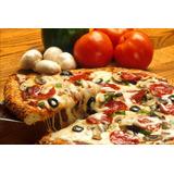 Curso De Pizza Massa Pre