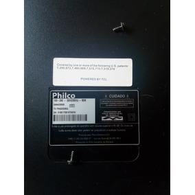 Placa Principal + Fonte E Controle Tv Philco Ph42e53sg