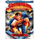 Dvd Superman - Um Pedacinho De Casa