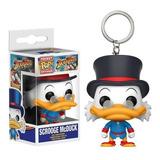 Llavero Funko Pop Scrooge Mcduck - Disney Duck Tales