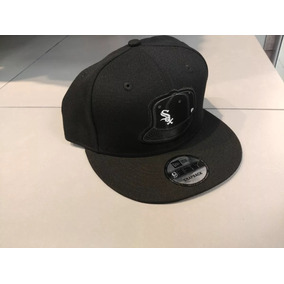 Gorra Hombre New Era Chicago White Sox Negros Original 06a9b6c38e3