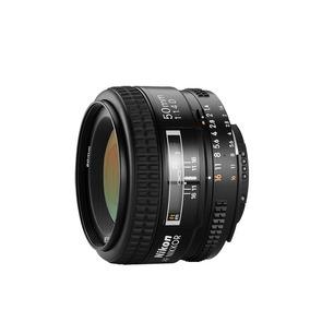 Lente Normal Af Nikkor 50mm F/1.4d Nikon