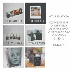 Kit Liberation - Christina Aguilera