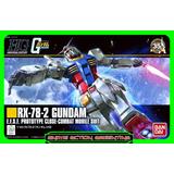 Gundam Rx-78-2 Revive Hg 1/144 Kit Anime Action Argentina