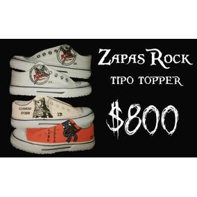 Zapatilla Tipo Sandalia Topper - Zapatillas en Mercado Libre Argentina 9a622f8f32e11