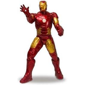 Boneco Homem De Ferro Gigante Avengers 45cm Mimo 515