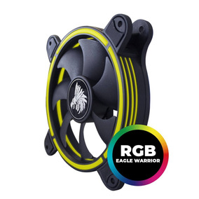 Ventilador Eagle Warrior Riing Rgb 120mm