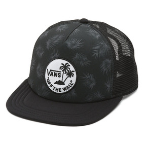 Cachucha Vans Surf Patch Trucker Tonal Palm-blac Os abaabff111d