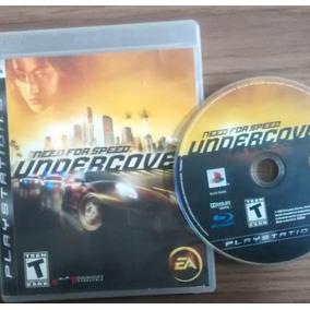 Jogo Need For Speed Undercover - Ps3 Mídia Fís Seminovo