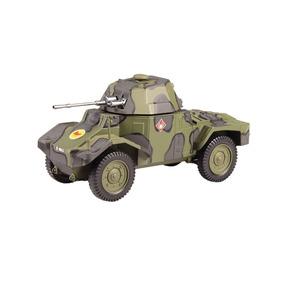 Miniatura Veiculos Militares- Edição 6 - Panhard