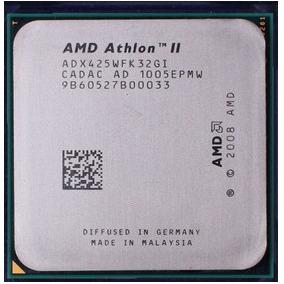 Amd Athlon Ii X3 425 2.7ghz Am2+/am3 + Cooler Amd