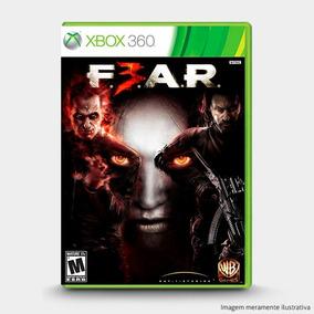Fear 3 -: Original Xbox 360 Novo