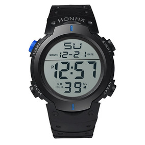 e7dd171db8f9 Reloj Fila Caucho Digital 360° Sensor Cronometro Red Bla Sp0 en ...