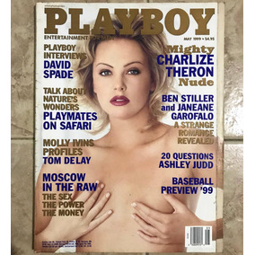 Playboy Charlize Theron (importada)