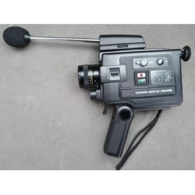 Camera Filmadora Chinon 30r Xl Super 8 Zerada