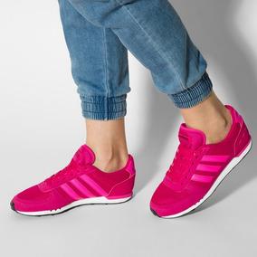 Calzado Deportivo adidas Para Dama City Racer W